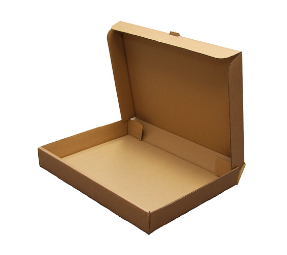 We can design, build and provide pizza style boxes for restaurant