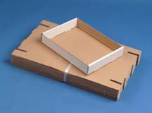 Self Locking Trays/Boxes