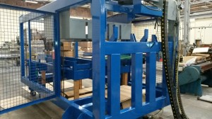 New Casemaker Carton Stacker