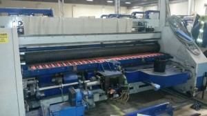 Feed Section Large Casemaker