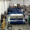 Large Casemaker and Pallet Press