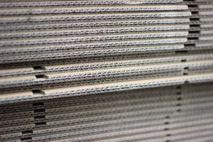 eco friendly corrugated board